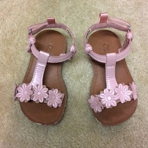 Little Girl Size 6 Sandals